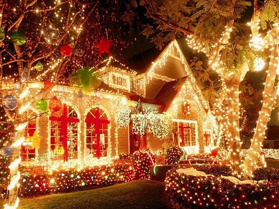 Как украсить дом к новому году 2015 своими руками фото